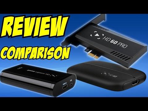 Elgato HD60 Pro Review Comparison HD60 vs. Game Capture HD (0 Streaming Delay  ZERO!)