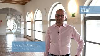IMAGINA LA UAH - Paolo D'Arminio, ANOVA IT Consulting