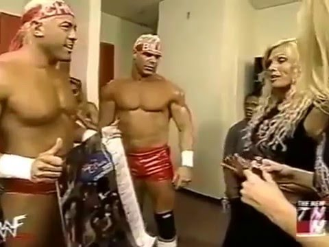 720pHD: WWF Raw 02.04.02: Torrie Wilson, Stacy Keibler, Billy & Chuck