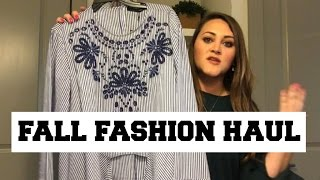 Sophisticated fall fashions from Ann Taylor
