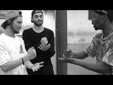 Torey Pudwill, Matt Berger, & Aquil Brathwaite - Unsanctioned Battle