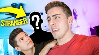 A STRANGER IS MOVING INTO OUR HOUSE!!   NoBoom