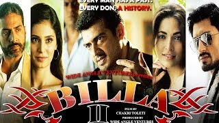 Billa 2 - Billa II - Gangster Thriller Movie | New Hindi Movies 2014 Full Movie | Ajith | Popular Dubbed Movie