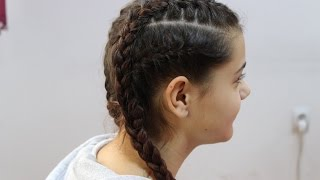 Hairstyle casual chic