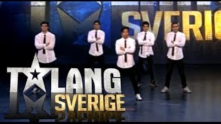 Until the end crew | Talang Sverige