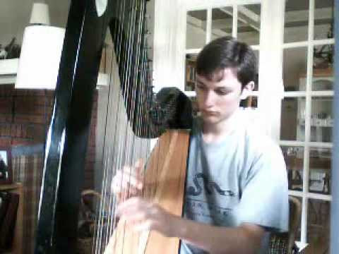Morrowind Theme on Harp Music Videos