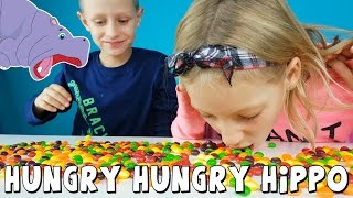 Hungry Hungry Hippo Challenge / GamerGirl / RonaldOMG