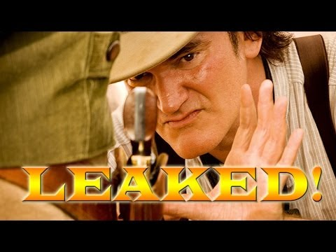 Today we talk Quentin Tarantino's