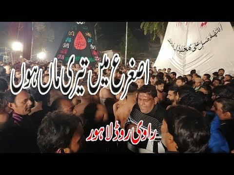 Ravi Road Lahore | Noha Asgar Main Teri Maa Hung  | 22 February 2020 G6/2 Islamabad