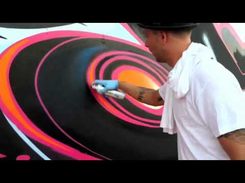 ► [GRAFFITI] POSE & EWOK In Korea- Grft Live ◄