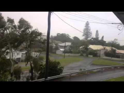 Tropical Cyclone Marcia bears down on Queensland