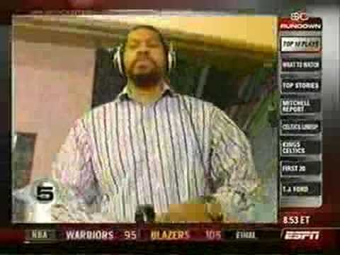 Rasheed Wallace Freestyle