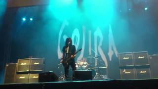 GOJIRA - Flying Whales [ LIVE HD ] / ROCK OFF FEST ISTANBUL 4.8.2014