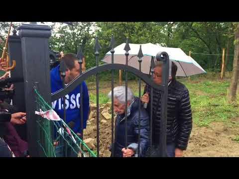 Salvini incontra Peppina