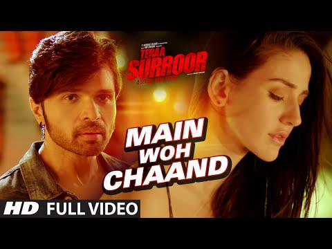MAIN WOH CHAAND Full Video Song | TERAA SURROOR | Himesh Reshammiya, Farah Karimaee | T-Series