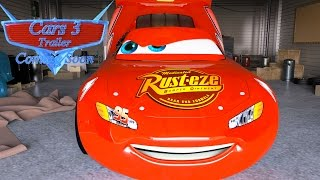 CARS 3 TRAILER [HD] Teaser ! Disney Pixar