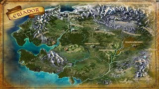 NEW & UPDATED MAPS - LOTRO Update 23 Beta