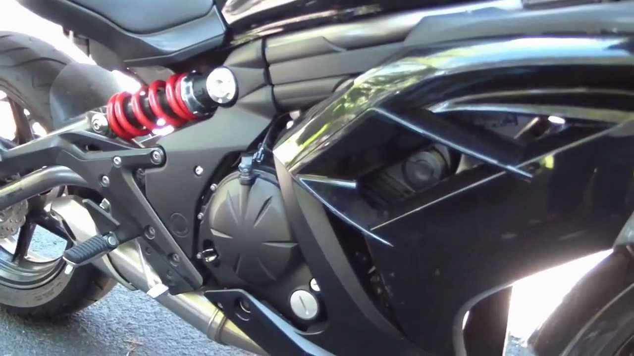 Kawasaki Ninja R Battery Location