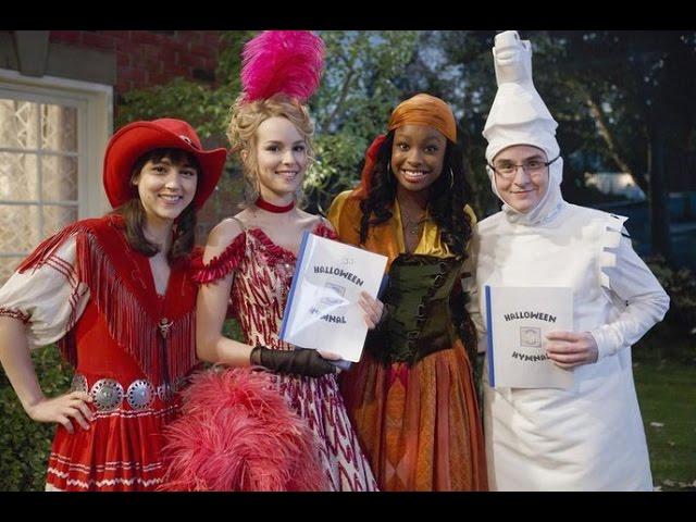 Вечер Хеллоуин l Сборник игровых сериалов Disney