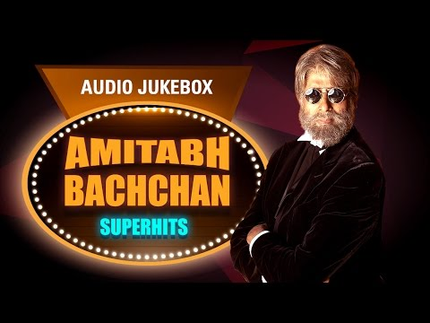Amitabh Bachchan Superhits | Audio Jukebox