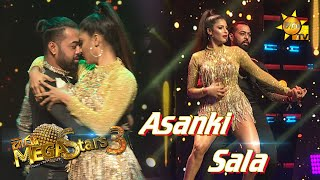 Iresha Asanki with Sala  Mega Stars 3 | FINAL 15 | 2021-07-04