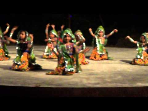 Nagada Sang Dhol Baje Performance By Childrens video