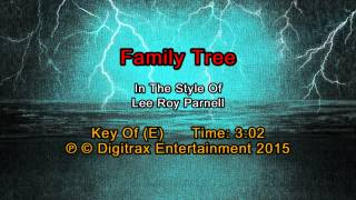 Watch Lee Roy Parnell Family Tree video