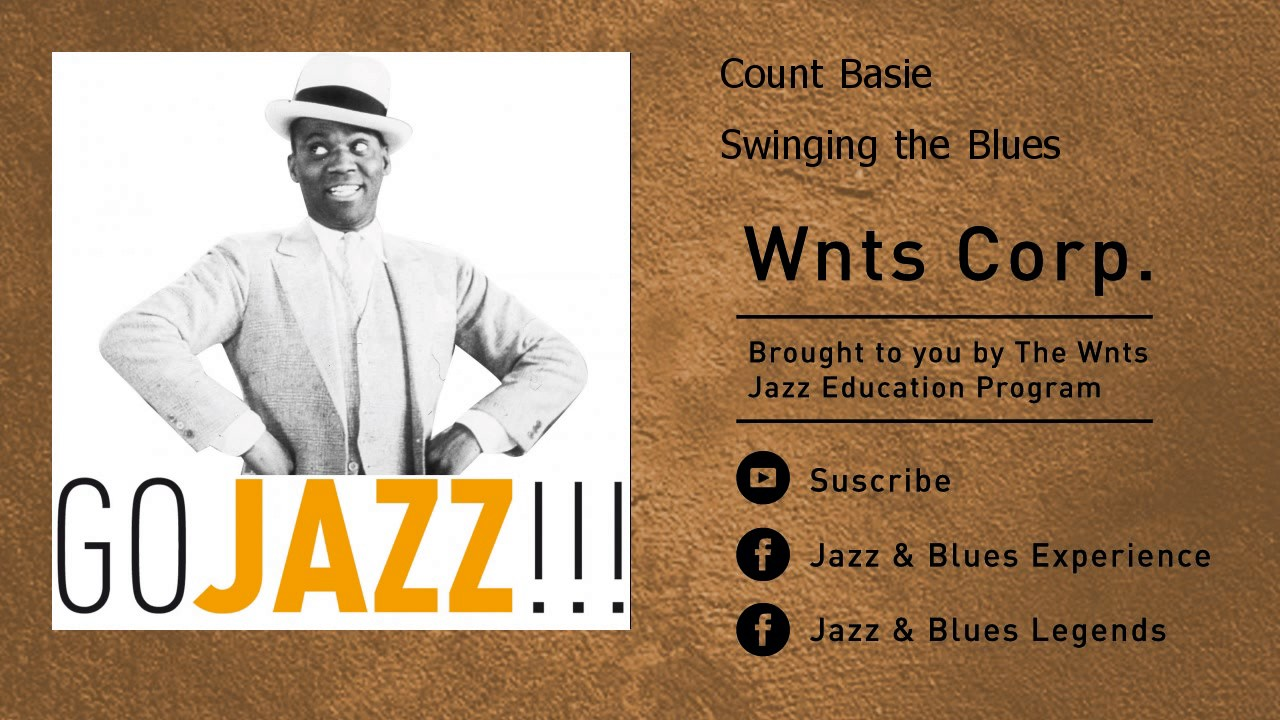 Count Basie - Swinging the Blues