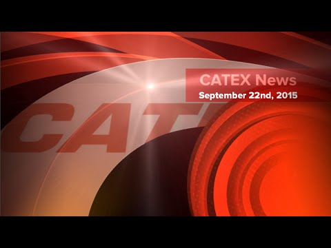 CATEX News for September 22nd, 2015: 6.5 earthquake near Santiago, Chile