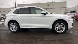 2019 Audi Q5 Lake forest, Highland Park, Chicago, Morton Grove, Northbrook, IL A190184