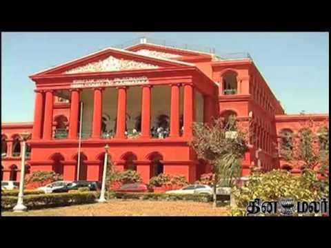 Judge Kumarasamy on Jaya release - Dinamalar May 11th 2015 Tamil Video News