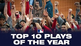 Nationals' Top 10 Plays of the Year!