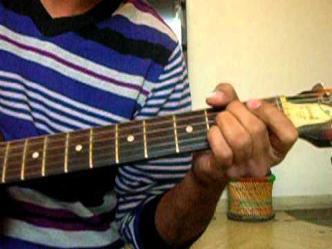 Baatein Kuch Ankahee Si Korean Soap Song - Guitar Tutorial -...