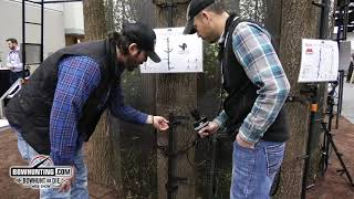 Millenium Treestands Stacking Sticks-2018 ATA Show