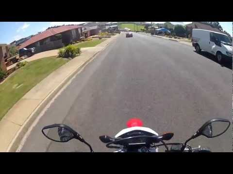 2013 HONDA CRF250L FIRST RIDE