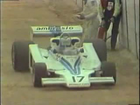 Death of Tom Pryce, South-African Grand Prix, Formula1 1977