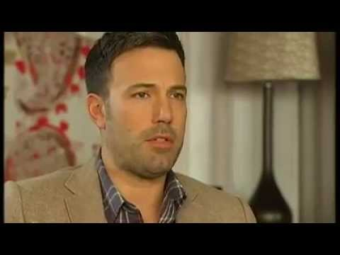 Ben Affleck on Argo, Iran and Obama