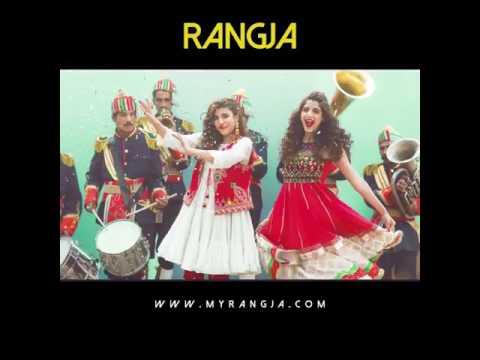 Urwa & Mawra Hocane in Rang Ja 2017 Spring Summer Collection