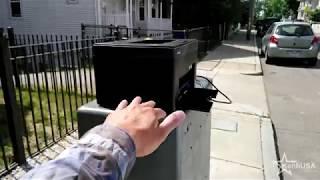 Đời Sống ở Mỹ: Người Mỹ bỏ rác cây đàn PIANO và máy in printer
