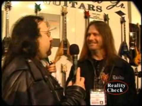 Exodus' Gary Holt at NAMM 2007