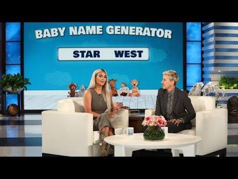 Kim Kardashian Lets Gender of Third Child Slip