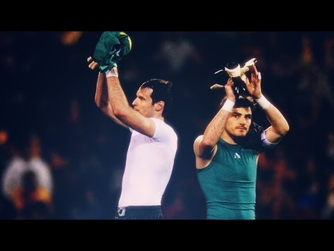 Iker Casillas & Petr Cech // Best Goalkeeper?