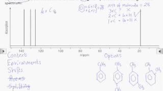 How2: Interpret a carbon-13 NMR spectrum