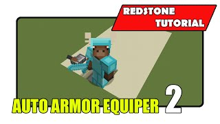 Auto Armor Equipper 2 [Still Simple] (Minecraft Xbox TU23/CU11/PlayStation CL1.15)