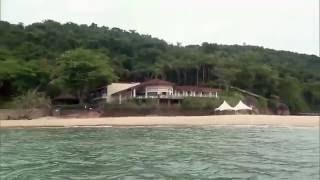 Ilha paradisíaca é vendida no litoral norte de São Paulo