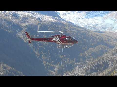 Helikopter Air Zermatt HB-ZCX