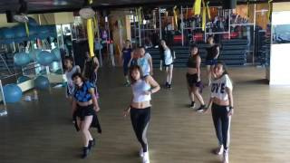 Seduce Class @Celebrity Fitness Sunset Bali