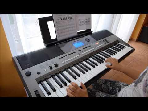 Samba - Ola 8 Lat (Yamaha PSR-E443)