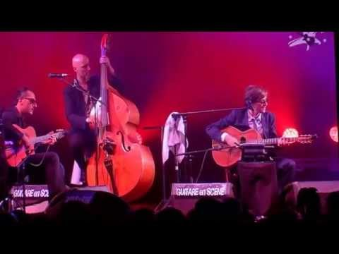 THOMAS DUTRONC + BIRELI LAGRENE + ROCKY GRESSET  Si Tu Savais GUITARE EN SCENE FESTIVAL 2014