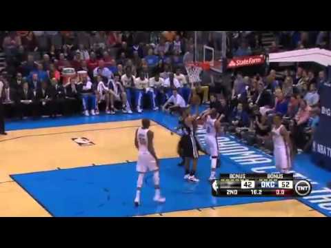 NBA San Antonio Spurs Vs Oklahoma City Thunder Highlights Apr 4, 2013 Game Recap